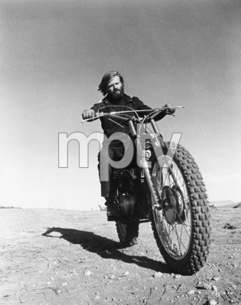 "Robert Redford during filming of ""Jeremiah Johnson""1972 Warner Bros.** B.D.M. - Image 24293_2550"