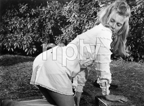 """Rosemary Forsyth in """"Some Kind of a Nut""""1969 United Artists** B.D.M. - Image 24293_2568"""