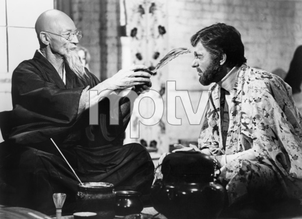 """Peter Brocco and Dick Van Dyke in """"Some Kind of a Nut""""1969 United Artists** B.D.M. - Image 24293_2572"""