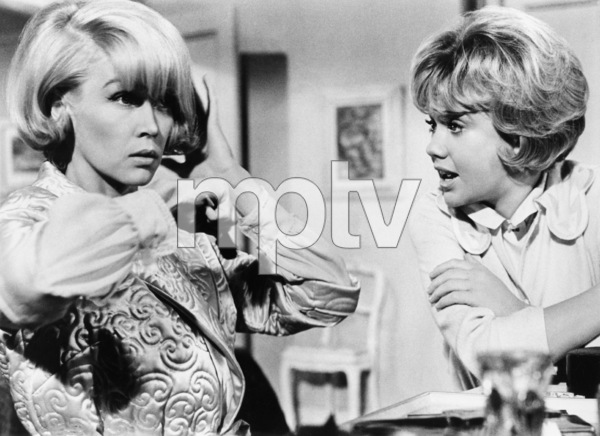 dorothy provine and hayley mills in that darn cat 1965 buena vista