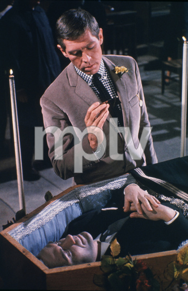 "James Coburn in ""Charade""1963 Universal** B.D.M. - Image 24293_2670"