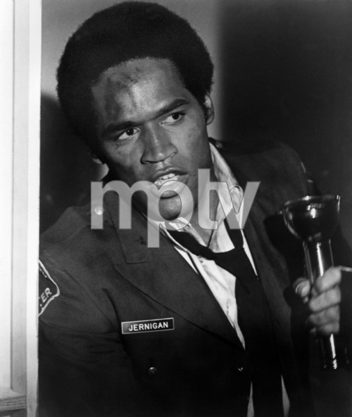 "O.J. Simpson in ""The Towering Inferno""1974 20th-Century-Fox** B.D.M. - Image 24293_2702"
