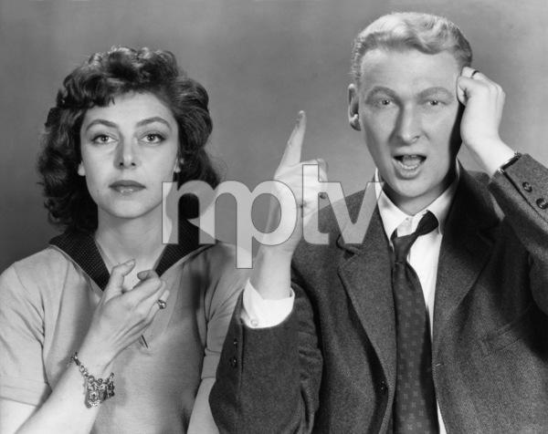 Eliane May and Mike Nichols 1958 ** B.D.M. - Image 24293_3002