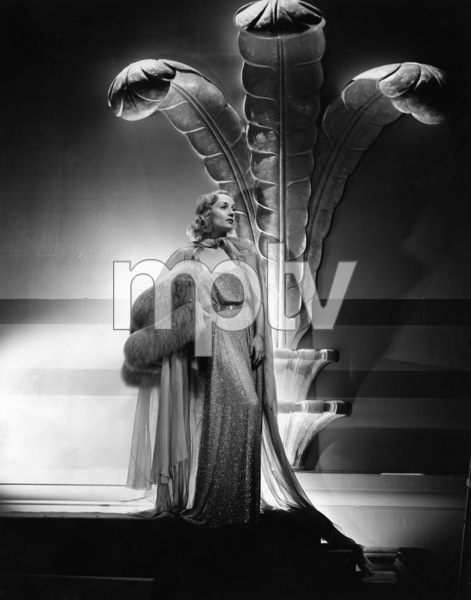 """Nothing Sacred""Carole Lombard1937 United Artists** I.V. - Image 24299_0015"