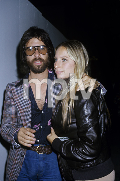 Jon Peters and Barbra Steisandcirca 1975© 1978 Gary Lewis - Image 24300_0172