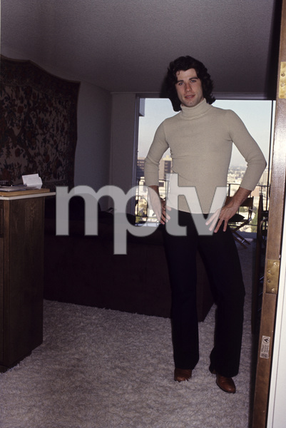 John Travoltacirca 1976© 1978 Gary Lewis - Image 24300_0186