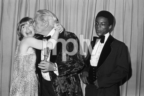 Bonnie Franklin, Desi Arnaz and LeVar Burtoncirca 1975© 1978 Gary Lewis - Image 24300_0262
