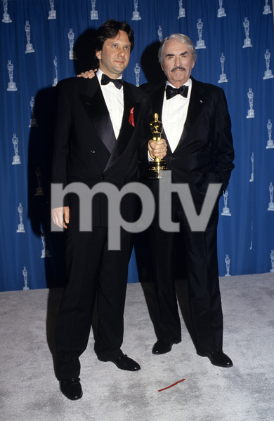 """""""65th Annual Academy Awards""""Sean Hepburn Ferrer, Gregory PeckMarch 29, 1993© 1993 Gary Lewis - Image 24300_0282"""
