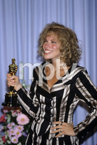 """""""61st Annual Academy Awards""""Carly SimonMarch 29, 1989© 1989 Gary Lewis - Image 24300_0313"""