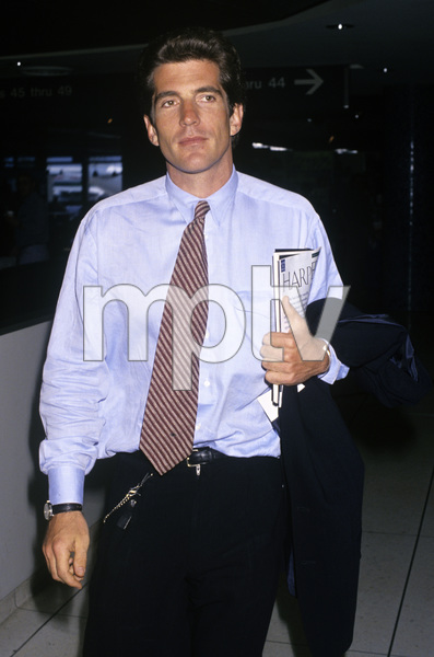 John F. Kennedy Jr.circa 1998© 1998 Gary Lewis - Image 24300_0323