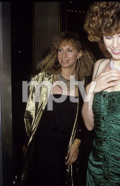 Barbra Streisandcirca 1982© 1982 Gary Lewis - Image 24300_0377