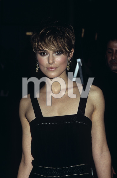 Keira Knightleycirca 2003© 2003 Gary Lewis - Image 24300_0402