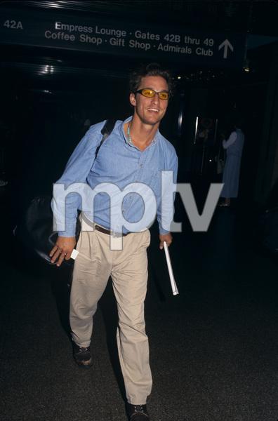 Matthew McConaugheycirca 2000© 2000 Gary Lewis - Image 24300_0537