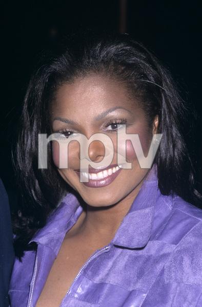 Janet Jackson circa 1990s© 1990 Gary Lewis - Image 24300_0586
