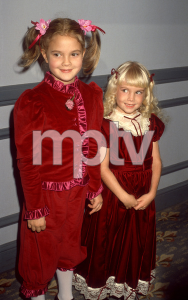 Drew Barrymore and Heather O