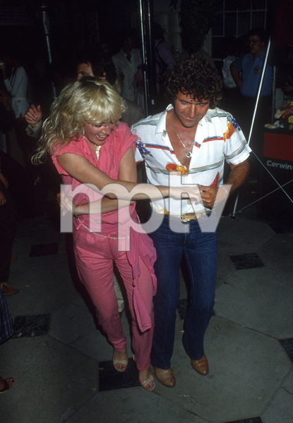 Mac Davis and his wife, Lise Gerardcirca 1980s© 1980 Gary Lewis - Image 24300_0704