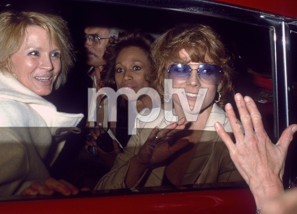 Angie Dickinson, Roger Smith, Altovise Davis and Ann-Margret1983© 1983 Gary Lewis - Image 24300_0716