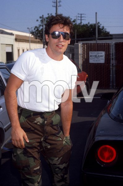 Bruce Springsteencirca 1980s© 1980 Gary Lewis - Image 24300_0775