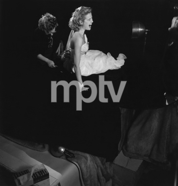 "Grace Kelly during a publicity photo shoot for ""To Catch a Thief""1955© 1978 Bud Fraker** I.V. - Image 24322_0097"