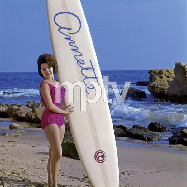 Annette Funicellocirca 1964** I.V. - Image 24322_0131