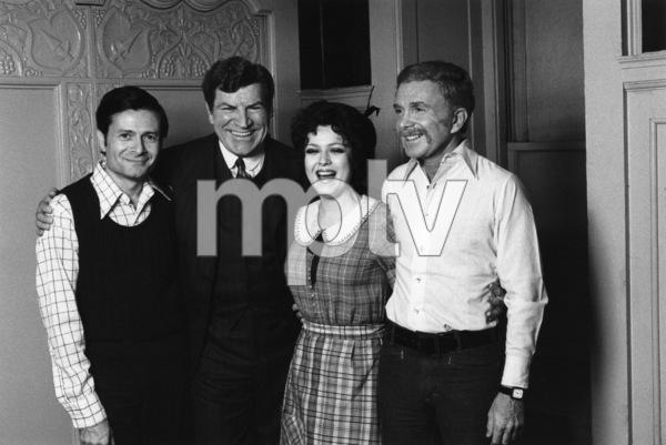 """""""Mack and Mabel"""" (stage version) Jerry Herman, Robert Preston, Bernadette Peters 1974** I.V. - Image 24322_0229"""