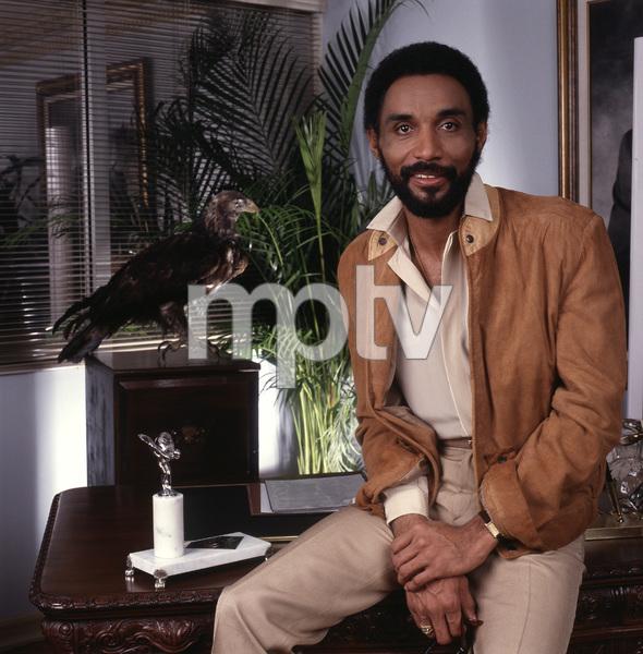 Lonnie Simmonscirca mid 1980s© 1980 Bobby Holland - Image 24325_0006