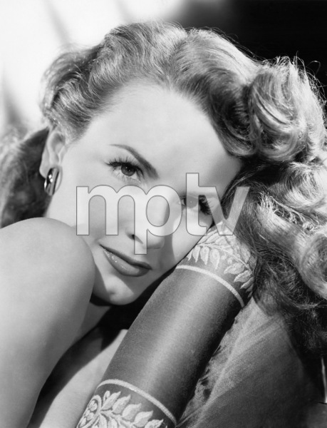 """Janet Blair in """"Tars and Spars"""" 1946 © 1978 Ned Scott Archive - Image 24327_0011"""