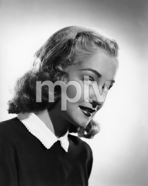 "Nina Foch in ""Johnny O"