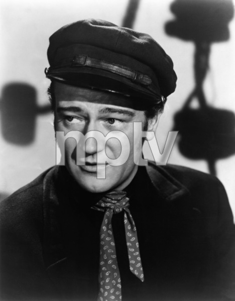 "John Wayne in ""The Long Voyage Home""1940 UA© 1978 Ned Scott Archive - Image 24327_0022"
