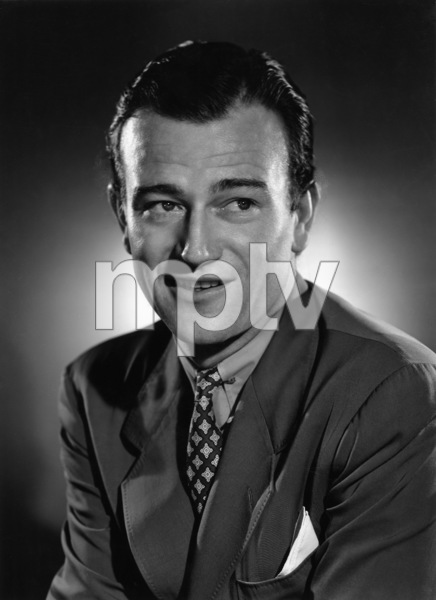 "John Wayne in ""The Long Voyage Home""1940 UA© 1978 Ned Scott Archive - Image 24327_0039"