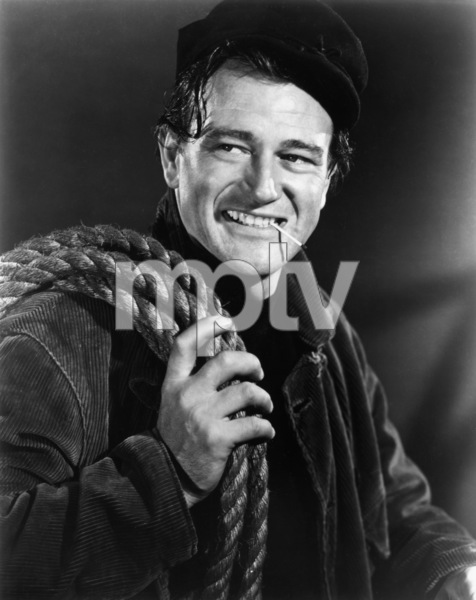 "John Wayne in ""The Long Voyage Home""1940 UA© 1978 Ned Scott Archive - Image 24327_0040"