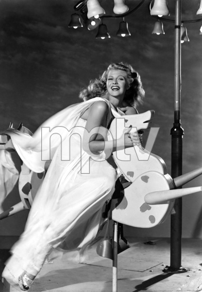 "Rita Hayworth in ""Down to Earth""1947 Columbia Pictures© 1978 Ned Scott Archive - Image 24327_0051"