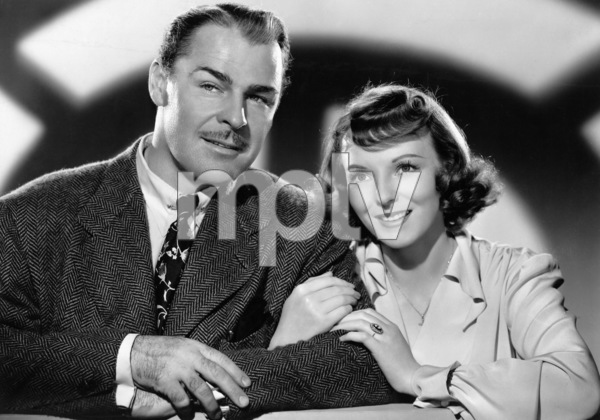 "Brian Donlevy and Anna Lee in ""Hangmen Also Die!""1943 UA© 1978 Ned Scott Archive - Image 24327_0061"