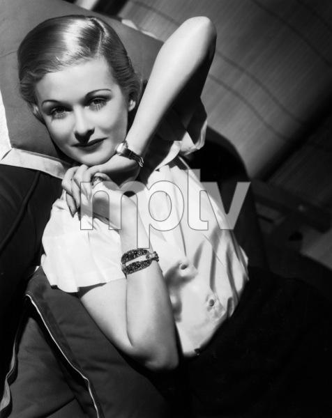 "Joan Bennett in ""Vogues of 1938""1937 UA© 1978 Ned Scott Archive - Image 24327_0071"