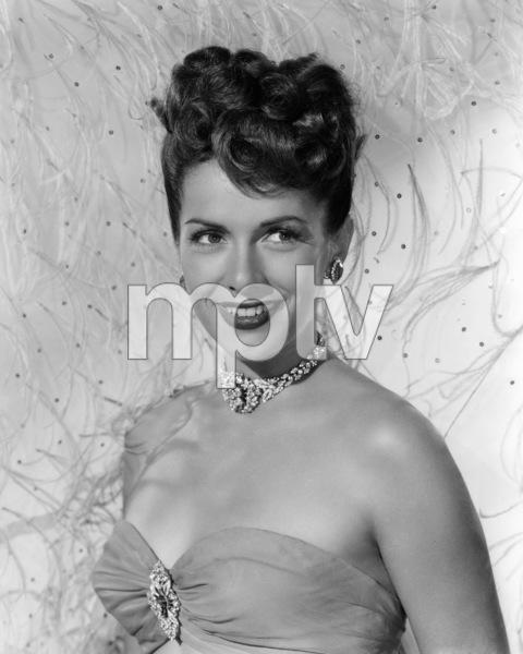 "Jinx Falkenburg in ""Meet Me on Broadway""1946 Columbia Pictures© 1978 Ned Scott Archive - Image 24327_0085"