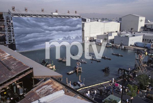 """The Winds of War""Paramount Studios back lot1981© 1981 Richard R. Hewett - Image 24328_0034"