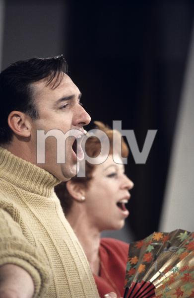 """Jim Nabors Special""Jim Nabors, Carol Burnett1968© 1978 Richard R. Hewett - Image 24328_0081"