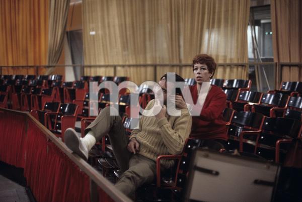 """Jim Nabors Special""Jim Nabors, Carol Burnett1968© 1978 Richard R. Hewett - Image 24328_0082"