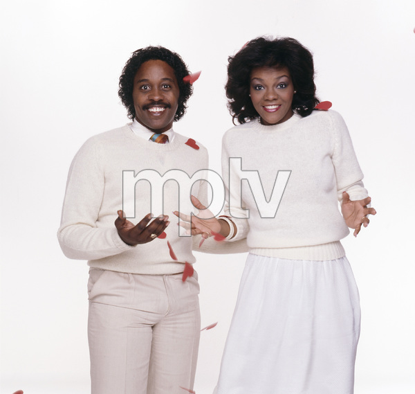 Yarbrough and Peoples (Cavin Yarbrough and Alisa Peoples) 1982© 1982 Bobby Holland - Image 24331_0005