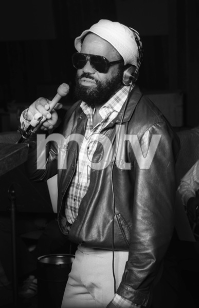 Berry Gordy at Motown Records Recording Studios in Hollywoodcirca mid 1970s© 1978 Bobby Holland - Image 24331_0041