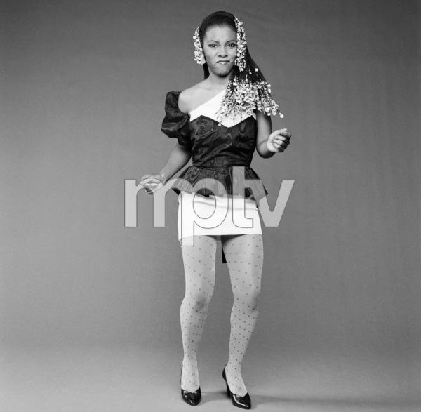 Patrice Rushen circa 1980s© 1980 Bobby Holland - Image 24331_0083