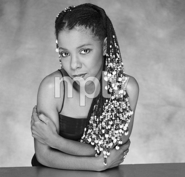 Patrice Rushen circa 1980s© 1980 Bobby Holland - Image 24331_0100