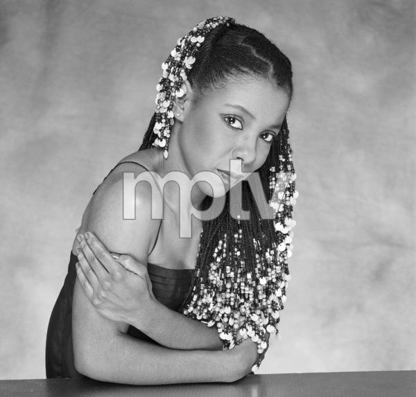 Patrice Rushen circa 1980s© 1980 Bobby Holland - Image 24331_0101