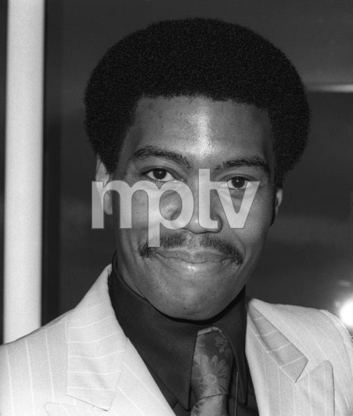Cuba Gooding Sr. during the signing of his recording contract with Motown Recordscirca 1978© 1978 Bobby Holland - Image 24331_0191