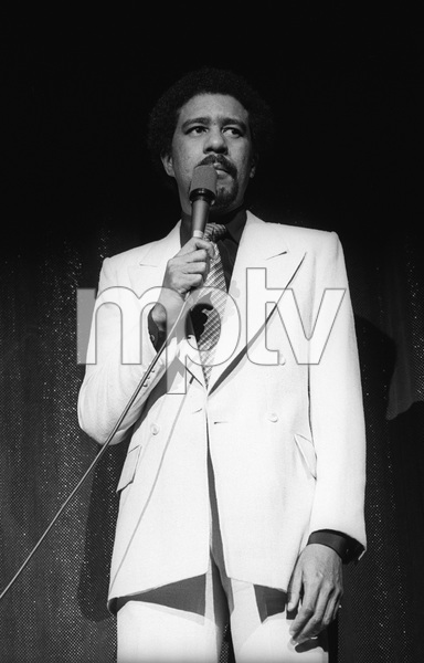 Richard Pryor performing live in Los Angeles 1977© 1978 Bobby Holland - Image 24331_0264