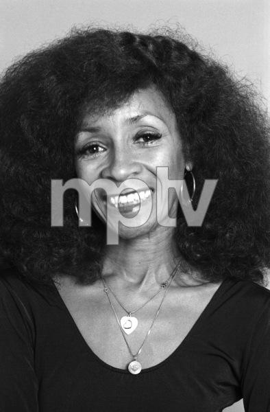 "Raynoma ""Ray"" Mayberry Liles Gordy Singletoncirca 1970s© 1978 Bobby Holland - Image 24331_0316"
