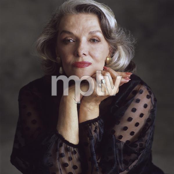 Jane Russell1988© 1988 Dana Gluckstein - Image 24349_0036