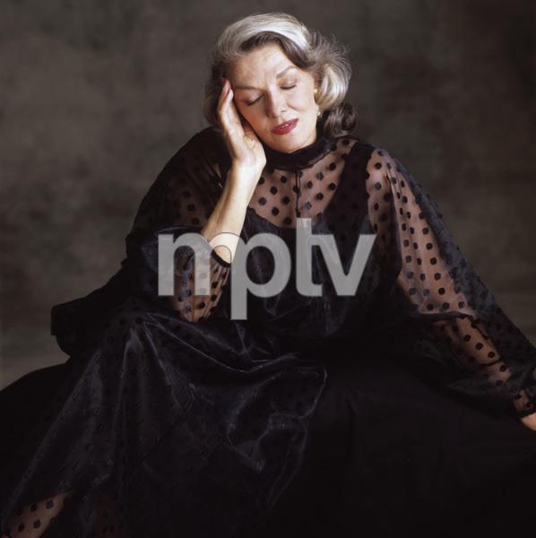 Jane Russell1988© 1988 Dana Gluckstein - Image 24349_0040