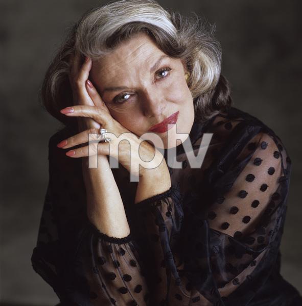 Jane Russell1988© 1988 Dana Gluckstein - Image 24349_0045