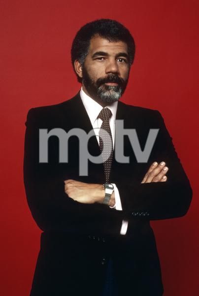 """60 Minutes""Ed Bradleycirca 1982© 1982 Patrick D. Pagnano - Image 24351_0021"